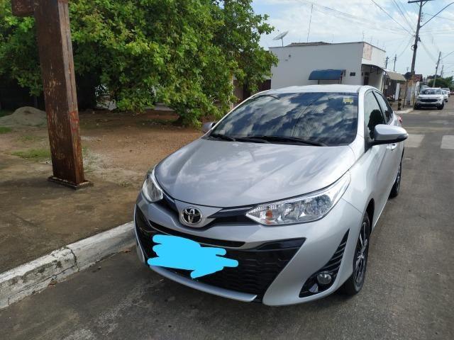 Toyota Yaris 1.5 16v Xs (Hatch - Automático)