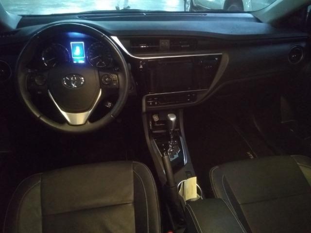 Toyota Corolla Xei 2019 Particular Único dono Na garantia - Foto 6
