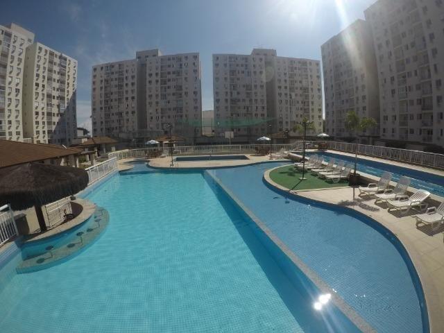 RCM - Villaggio Laranjeiras 2 quartos c/ suite com modulados