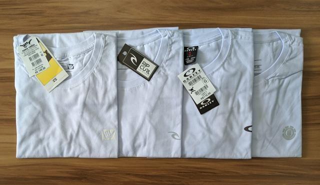 ATACADO Camisetas premium 1linha com tag - Foto 5