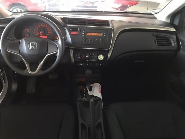 HONDA CITY 1.5 LX 16V FLEX 4P AUTOMÁTICO - Foto 4