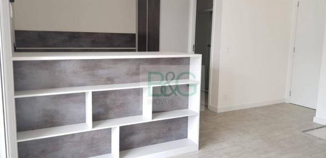 Studio com 1 dormitório para alugar, 34 m² por r$ 2.102,00/mês - ipiranga - são paulo/sp - Foto 9