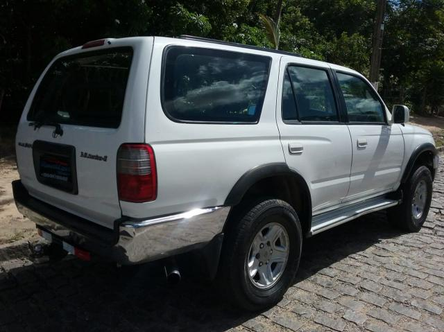 TOYOTA HILUX SW4 1999/1999 3.0 SRV 4X4 16V TURBO INTERCOOLER DIESEL 4P MANUAL - Foto 3