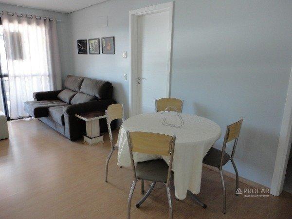 Apartamento para alugar com 1 dormitórios em Villagio iguatemi, Caxias do sul cod:11422