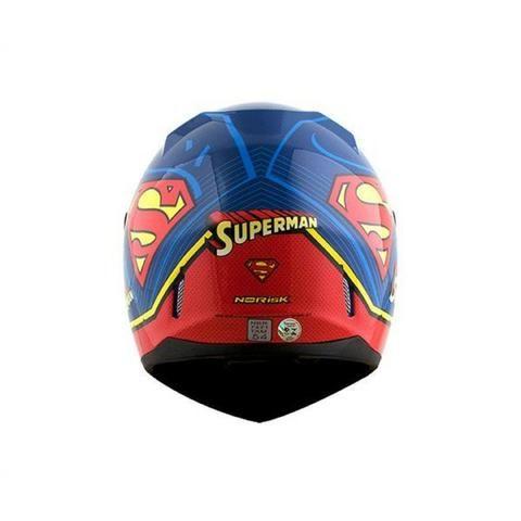 Norisk FF391 Superman Symbol, Somos Loja, Parcelamos - Foto 3
