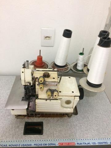 Máquina interlock e reta - Foto 3