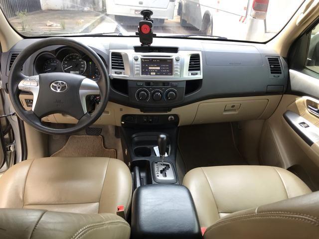 Toyota Hilux Sw4 sr 15/15 - Foto 5