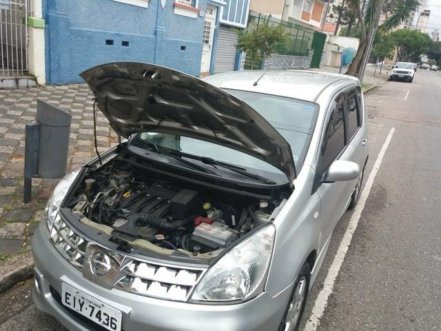 Nissan Lívina SL 1.6 16v