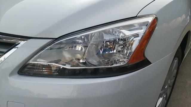 Sentra Automático 2014 Branco Pérola - Sem Retoques - Impecável - Ipva Pago até Nov/2020 - Foto 4