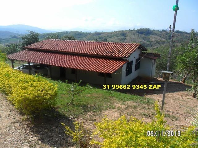 Lindo Sítio Casa Colonial 3 qts Barato-Piscina-Pomar Variado-Curral-Açude-20 mil mts - Foto 16