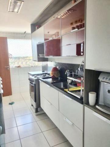 Apartamento com 3/4 e 117m² - Jardins de Lagoa Nova - Foto 12