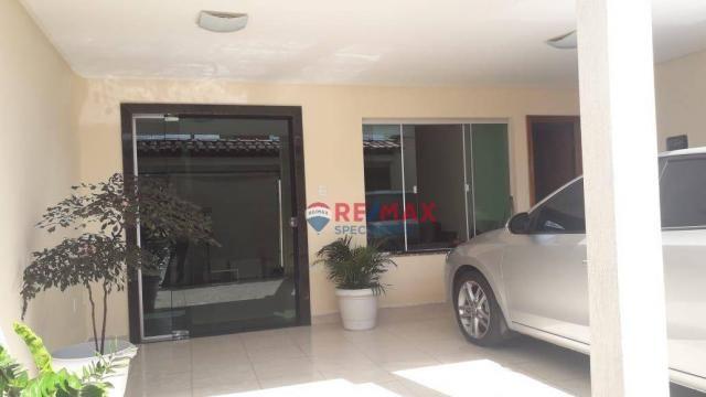 Casa com 4 dormitórios à venda, 245 m² por R$ 420.000 - Brasil - Vitória da Conquista/Bahi - Foto 4