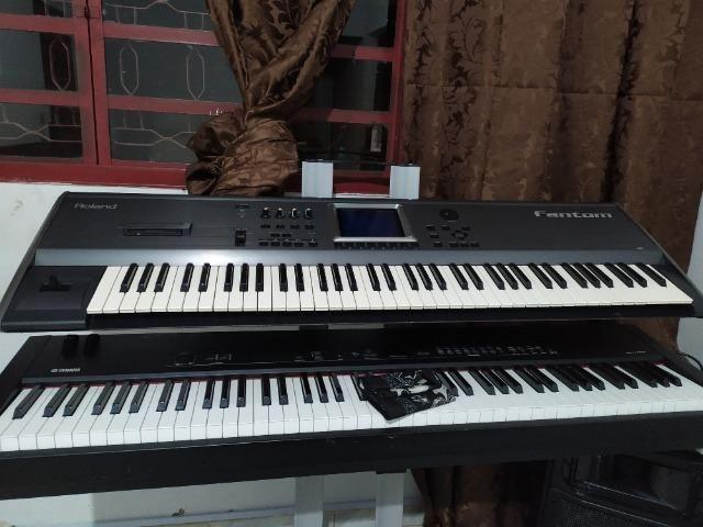 Teclado sintetizador - Foto 2