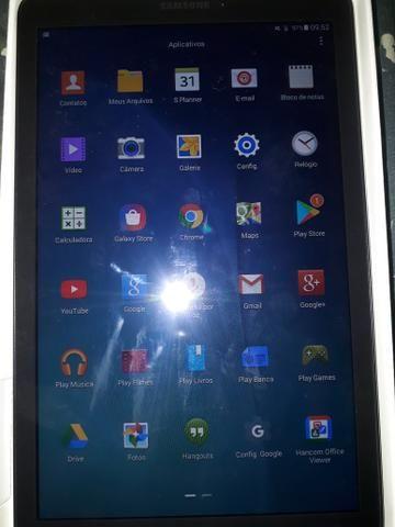 Tablet Tab E tela 9.6. 8 GB mais cartão com 64 GB - Foto 4