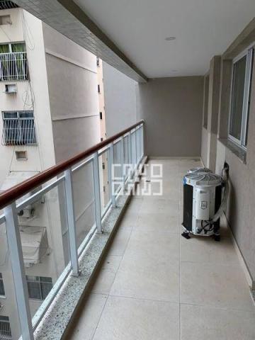 Apto 3 quartos, 2 vagas para alugar por R$ 2.700/mês - Icaraí - Niterói/RJ - Foto 4