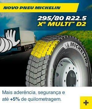 Pneus Michelin Caminhão - Foto 2