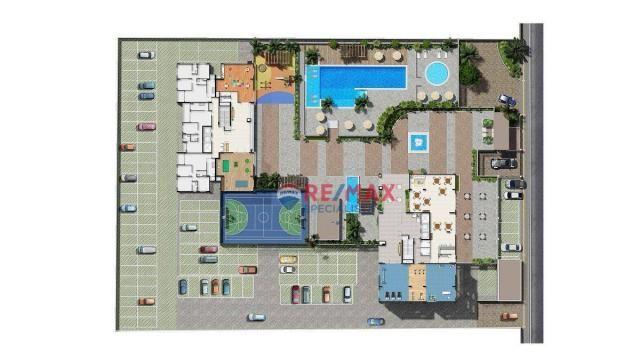 Apartamento com 3 dormitórios à venda, 74 m² por r$ 283.601 - candeias - vitória da conqui - Foto 10