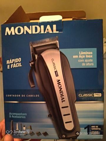 Máquina de cortar cabelo mundial