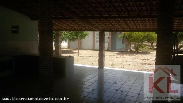 Lindo Sitio com 6.000m, com duas casas(sede),churrasqueira a 30km de natal em Macaiba/RN - Foto 15