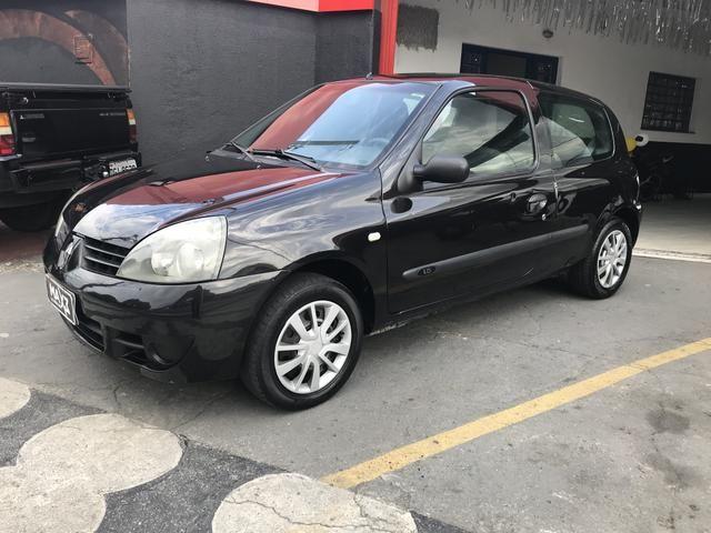 Renault Clio autentique 1.0 Basico 2007 - Mogi das Cruzes - Foto 6