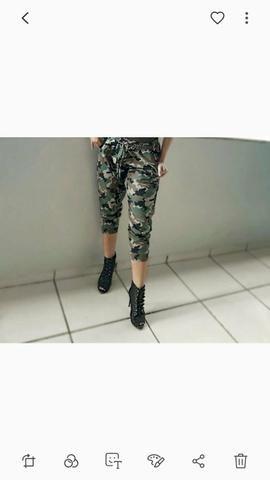 Vendo ou troco roupas - Foto 2