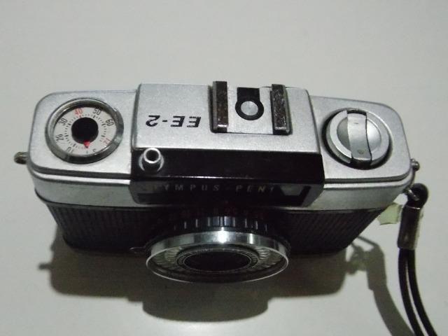Câmera Fotográfica Olympus Plus Ee-2 Analógica - Foto 2