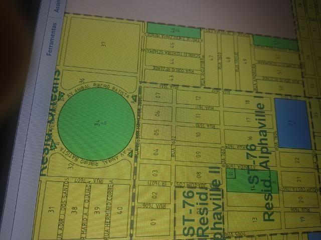 Vendo 02 terrenos gigantes(12,5x50 cada) no Alphaville 2, Vilhena/RO - Foto 7