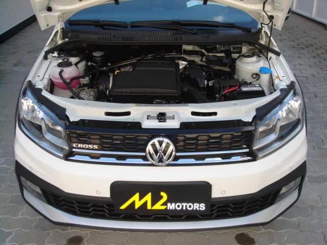 VW - Saveiro Cross CD 1.6 MSI 120cv MT 2019 - Foto 6