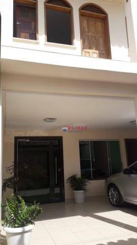 Casa com 4 dormitórios à venda, 245 m² por R$ 420.000 - Brasil - Vitória da Conquista/Bahi - Foto 3