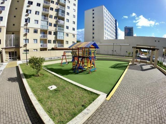 Lindo Apartamento 3 Quartos com Suíte + Quintal Privativo no Villaggio Limoeiro - Foto 17