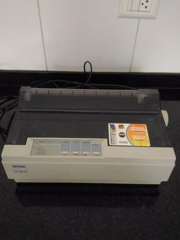 Impressora Matricial Epson LX 300 II - Foto 3