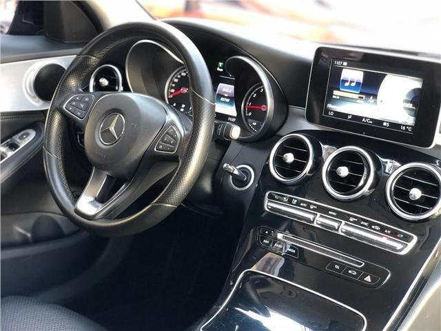 Mercedes-benz C 180 1.6 cgi avantgarde 16v turbo gasolina 4p automático - Foto 9