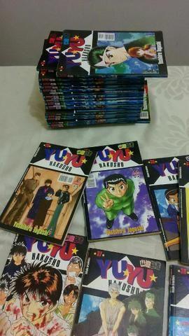 Coleção Mangá Yu Yu Hakusho (Primeira publicação no Brasil) - Foto 3