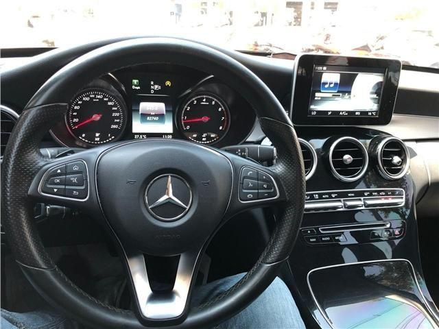 Mercedes-benz C 180 1.6 cgi avantgarde 16v turbo gasolina 4p automático - Foto 14
