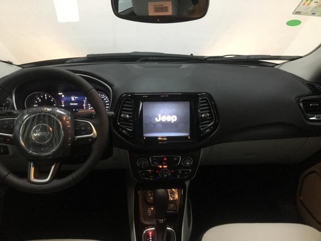 JEEP COMPASS 2019/2020 2.0 16V DIESEL LONGITUDE 4X4 AUTOMÁTICO - Foto 9