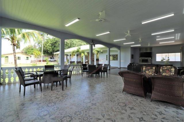 Chácara à venda e *permuta, 4500 m² - Porto Dourado - Foto 15