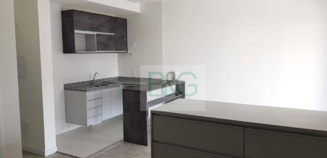 Studio com 1 dormitório para alugar, 34 m² por r$ 2.101,00/mês - ipiranga - são paulo/sp - Foto 5