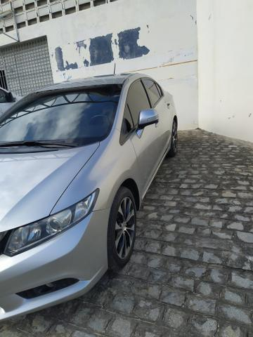 Honda Civic LXR 2.0 Flexone - Foto 13
