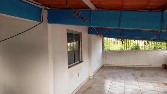 Casa 5 qtos 1 suite 3 banheiros garagem coberta 5 carros - Foto 2