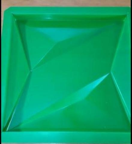 Formas para fabricação de placas 3d - Foto 3