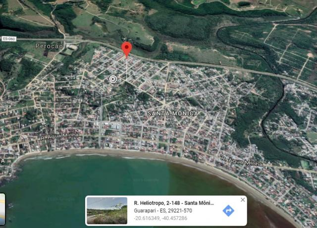 Terreno plano de 360m², Escriturado e Registrado, no Bairro Santa Mônica. Paralela a Rua d - Foto 6