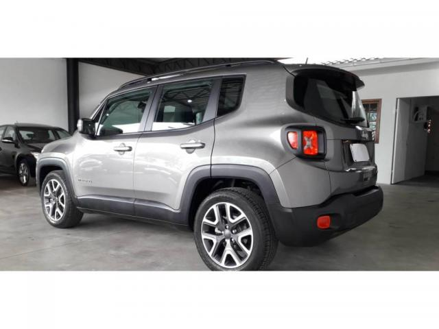 Jeep Renegade LONGITUDE 1.8 16V FLEX - Foto 2