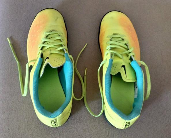 Chuteira da Nike. Tam. 40