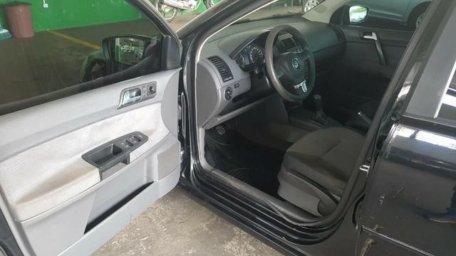 VW Polo Hatch 1.6 2012 completo impecável - Foto 7