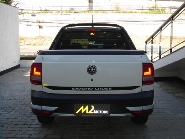 VW - Saveiro Cross CD 1.6 MSI 120cv MT 2019 - Foto 4