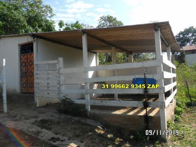 Lindo Sítio Casa Colonial 3 qts Barato-Piscina-Pomar Variado-Curral-Açude-20 mil mts - Foto 13