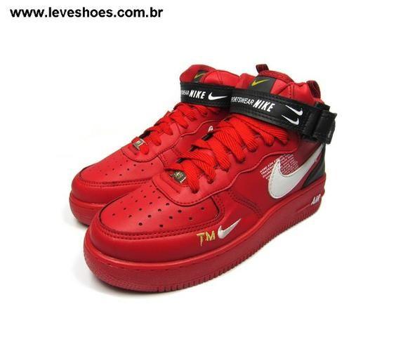 Tênis Nike Bota Air Force TM - Foto 4