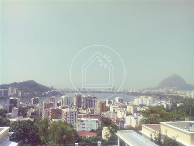 Casa à venda com 4 dormitórios em Jardim botânico, Rio de janeiro cod:840009 - Foto 4