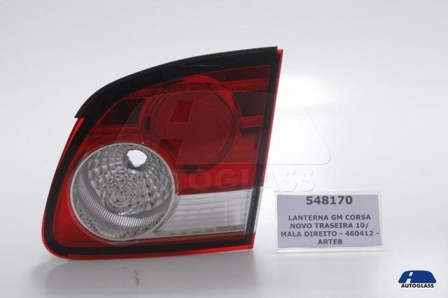 Lanterna Gm Corsa Classic Tr 11/16 Mala D - 460412 - Arteb