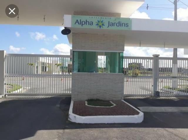 Lote no Cond Alpha Jardim cod.756